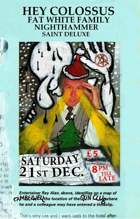 XMAS SHOW - 21st DEC - SOUTH LDN