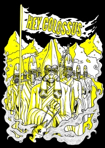 Hey Colossus_T_Shirt CMYK